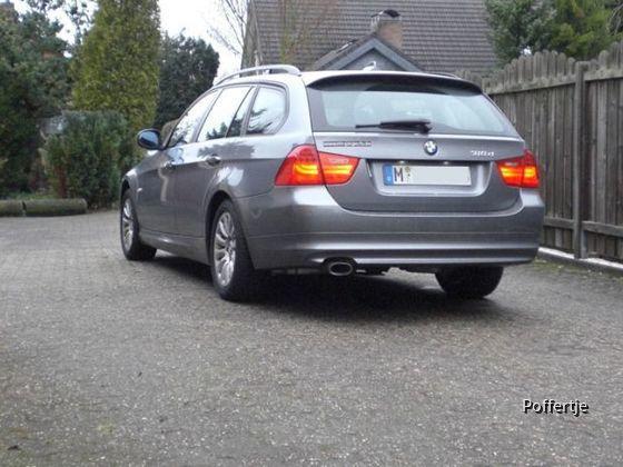 BMW 318d Touring FL (Sixt)