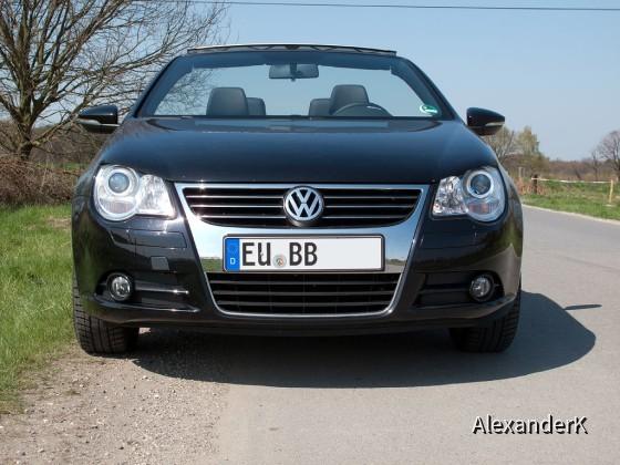 VW EOS 1.4 TSI - 16.-19.04.2010