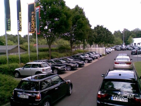 Tatort Stationsparkplatz