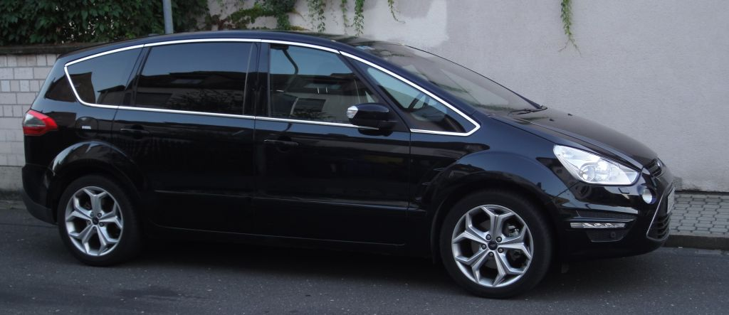 Ford S-MAX TDCi 2.2 | Sixt