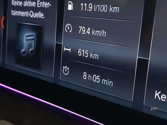 BMW 640i Verbrauch