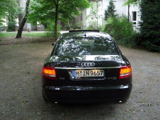 AUDI A6 2,7 TDI Autom. / Man.