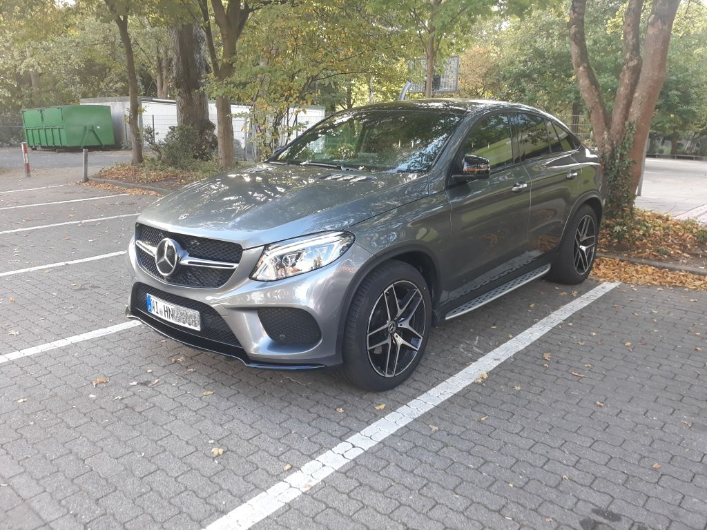 Mercedes-Benz GLE350d Coupe (2)