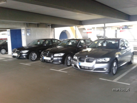 AVIS LEJ - 3x3er BMW