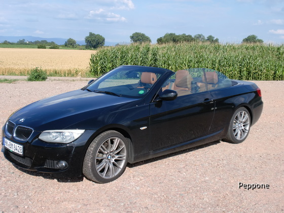 BMW 320 d Cabrio 001