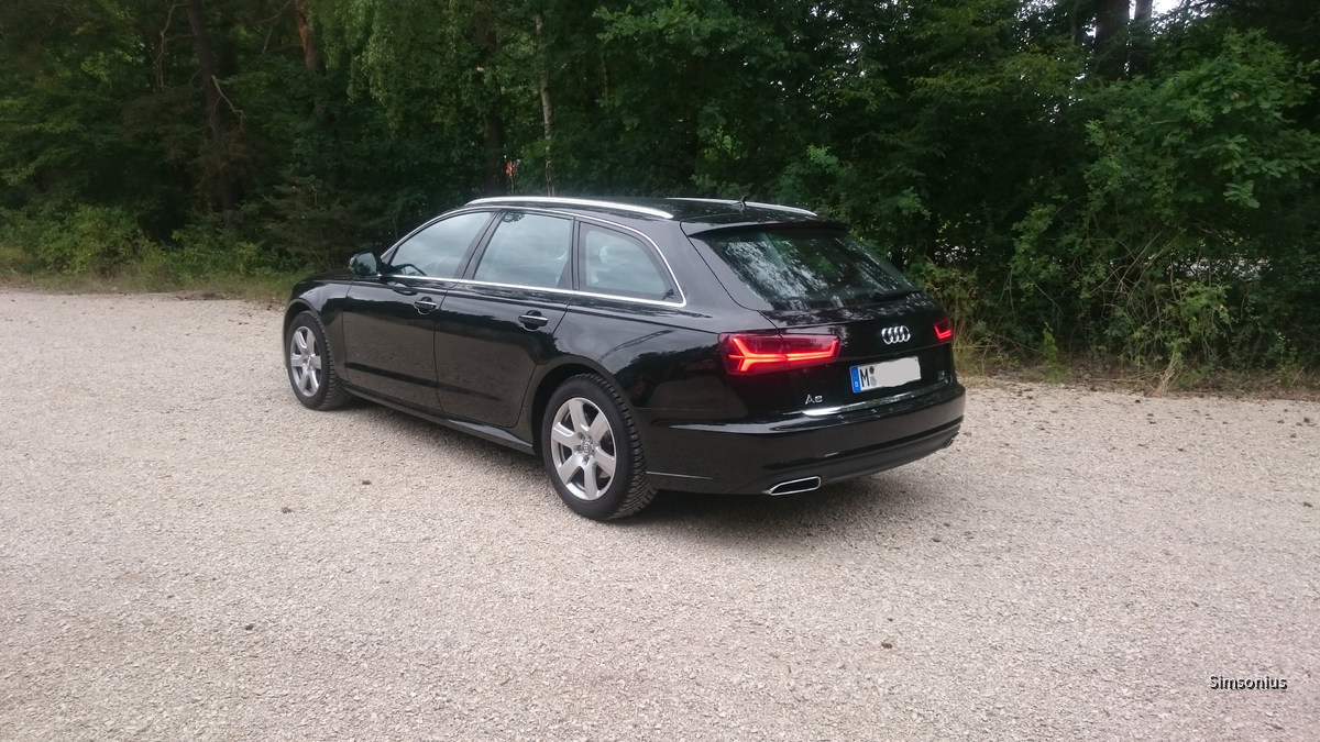 Audi A6 2.0 TDI ultra Sixt