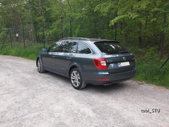 Skoda Superb 2.0TDI DSG