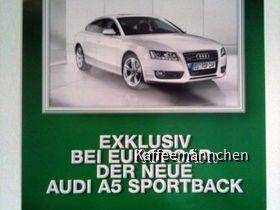 Poster A5 Sportback-Special