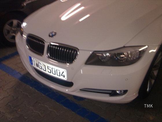 BMW 325D Limo