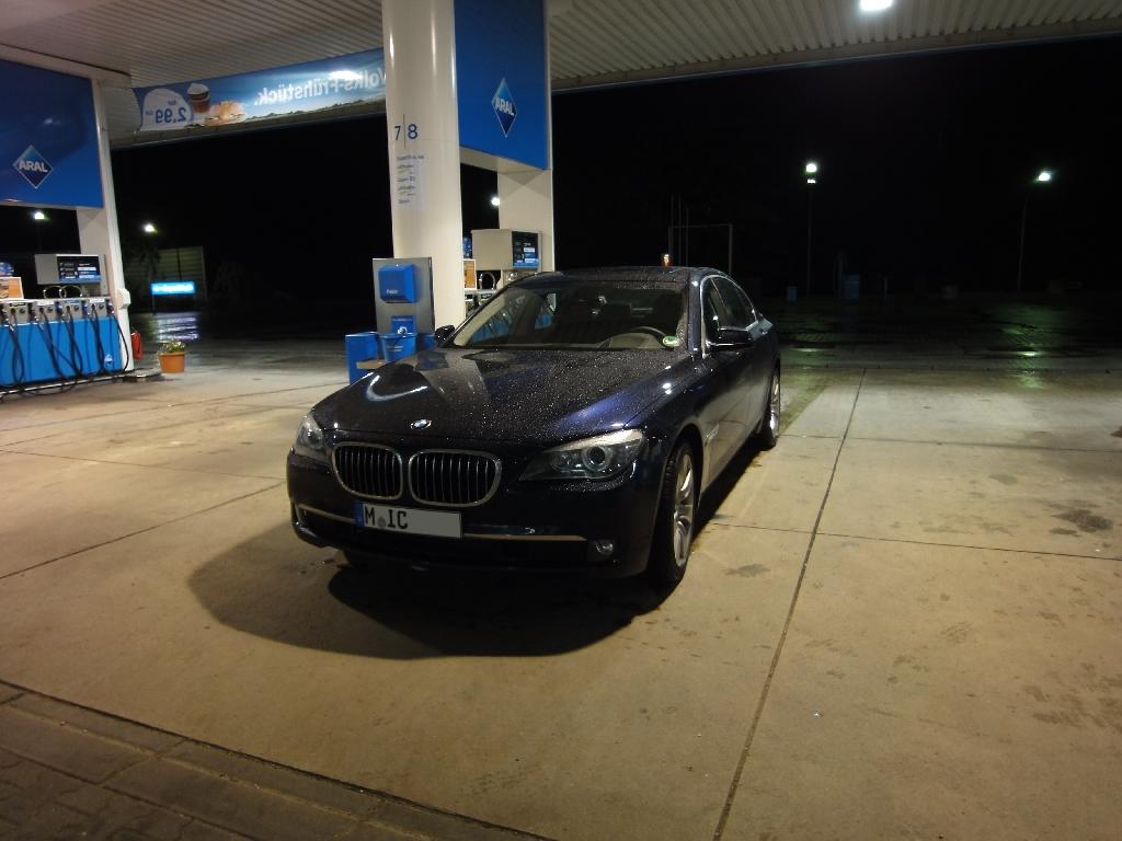 BMW 730d | Sixt Dresden BMW