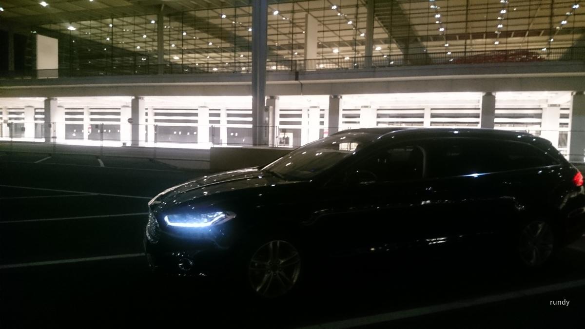 Ford Mondeo Kombi Titanium