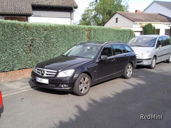 C200 CDI Europcar
