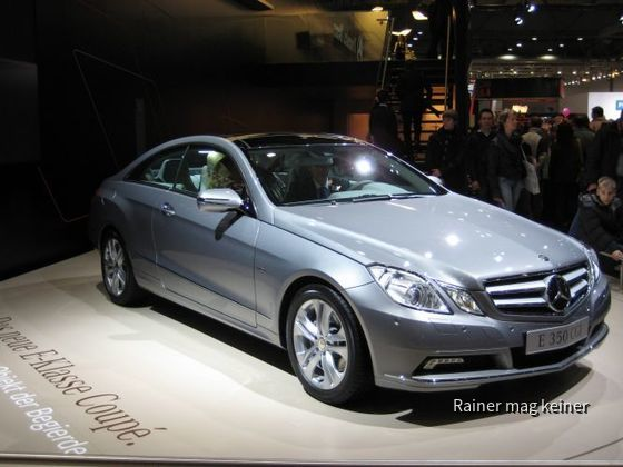 Mercedes Benz E-Klasse Coupé(4).JPG