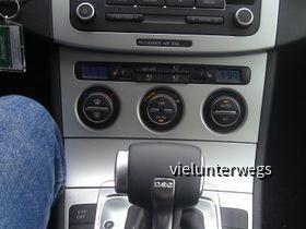 VW Passat Variant Mittelkonsole