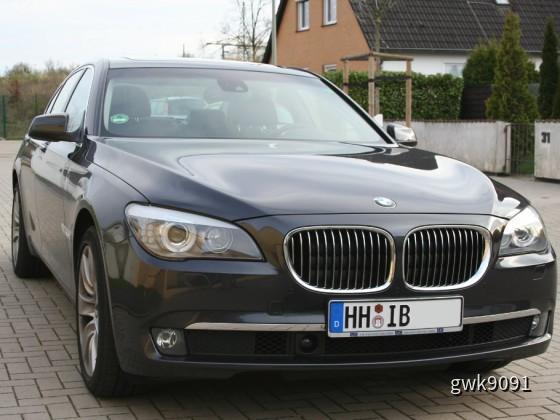 BMW 730d von Europcar