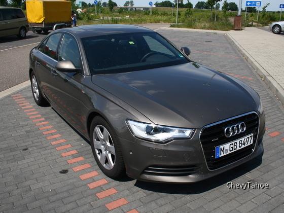 Audi A6 Lim 3.0 TDI quattro