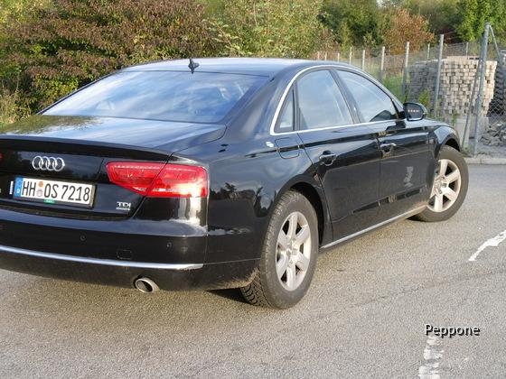 Audi A 8 3.0 TDI Quattro 002
