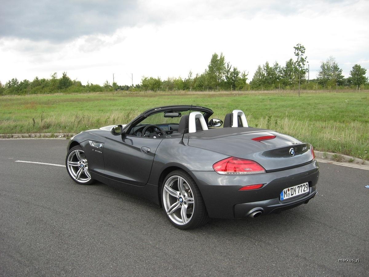 BMW Z4 35is Sixt
