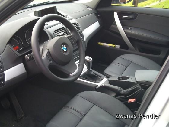 BMW X3 20d x-Drive