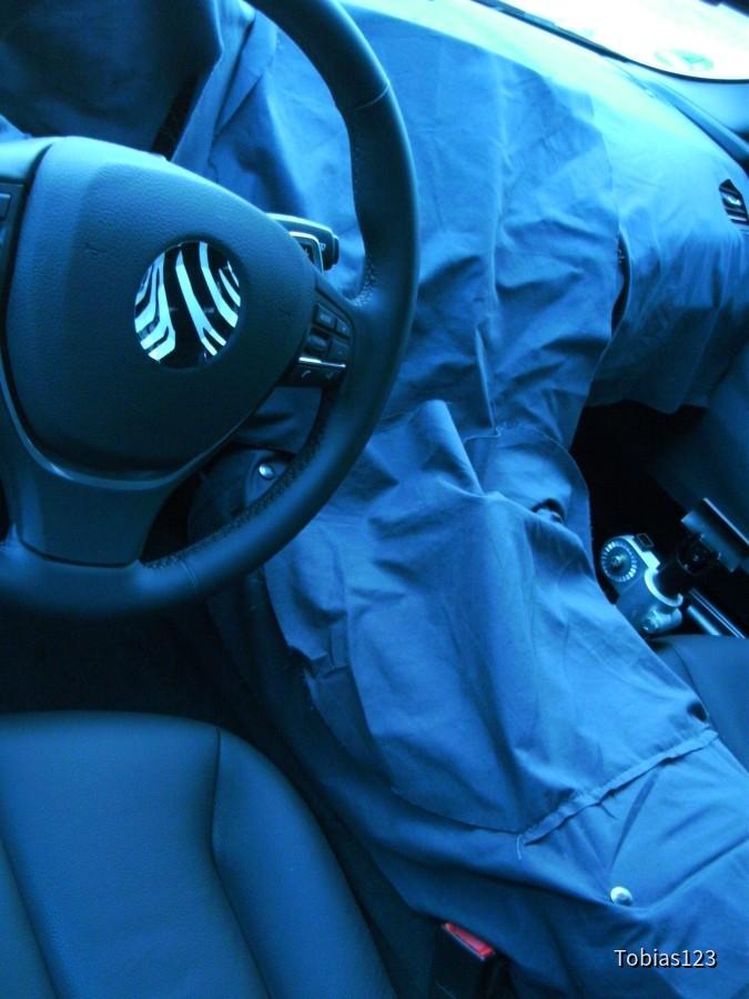 BMW Testfahrzeuge