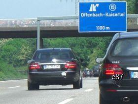 E220 CDI von Europcar