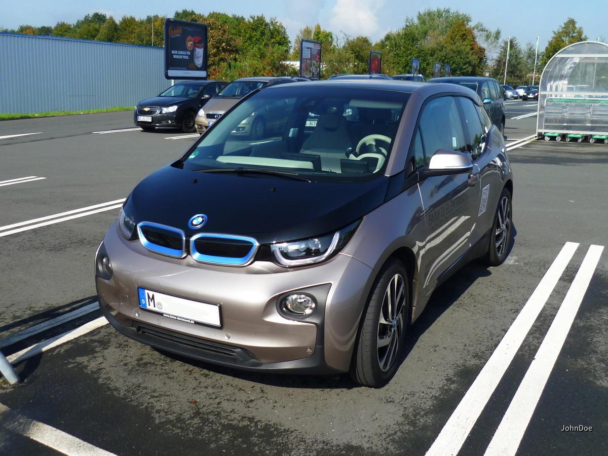 BMW i3 | BMW NL Dortmund