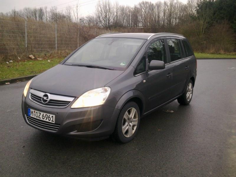 Opel Zafira 1,9CDTI