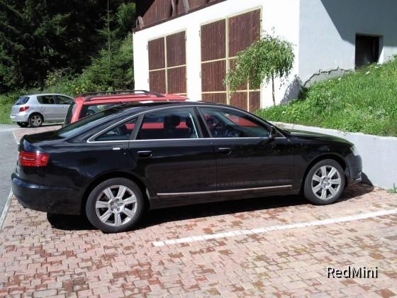 Audi A6 2.0TDI, Sixt