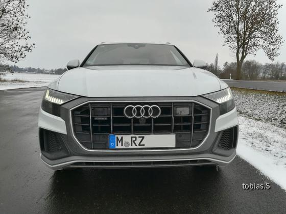 Audi Q8 50 TDI 2