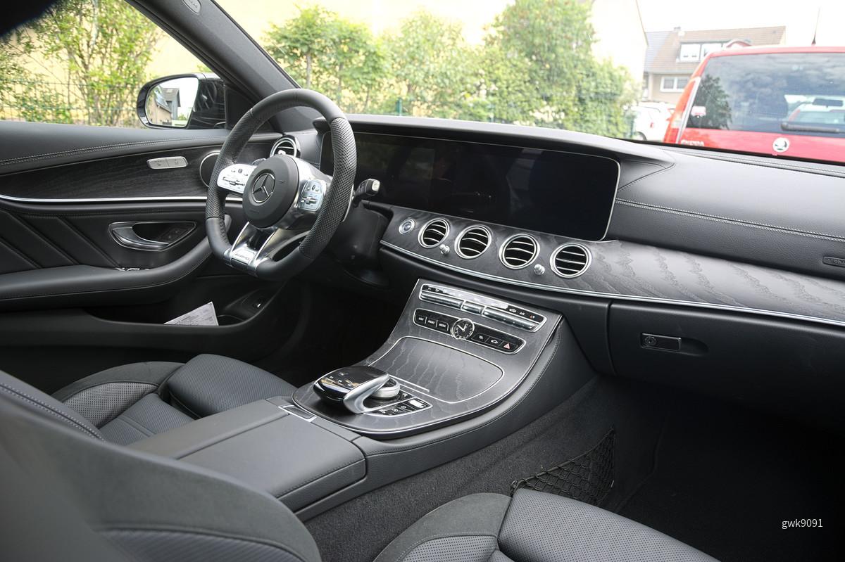 MB E 53 AMG von Europcar