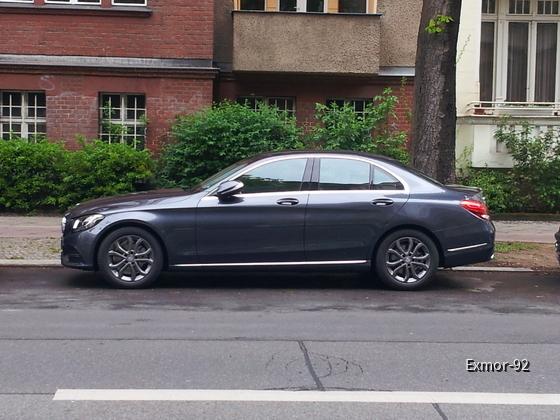 Mercedes Benz C-Klasse 2014