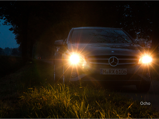 Mercedes Benz A180 BE MAN 122PS Herbst 2015