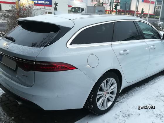 Jaguar XF Sportbrake von Europcar