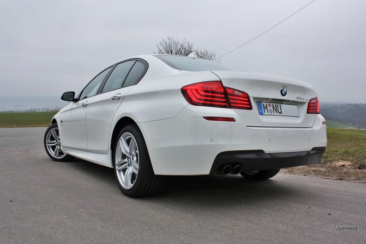 BMW 530d M Sportpaket