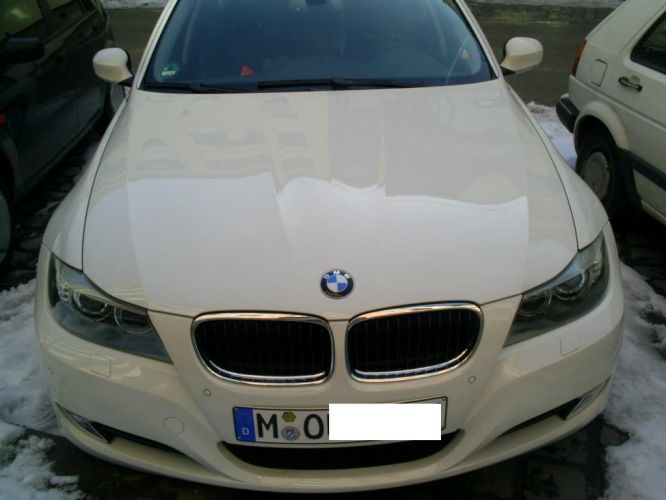 320d Touring Facelift