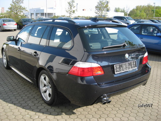E61 BMW 525i Touring...MEINER