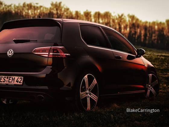 Fotosession: VW Golf R 2,0 TSI (300 PS)