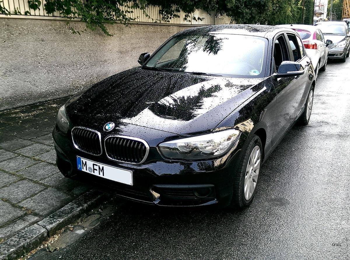 BMW 1er 2