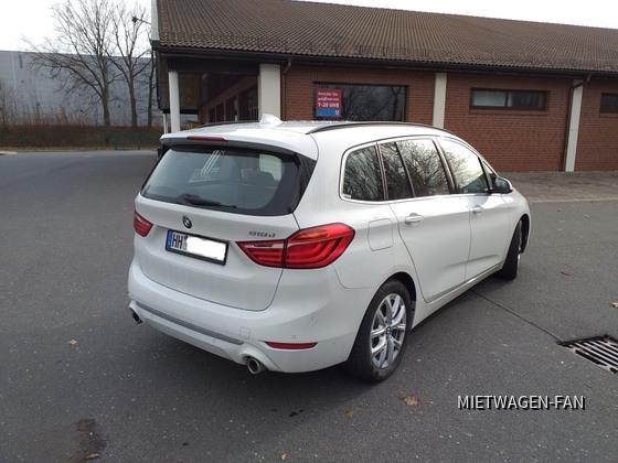 BMW 218D GranTourer