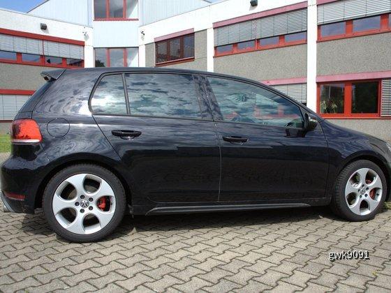VW Golf GTI von Europcar