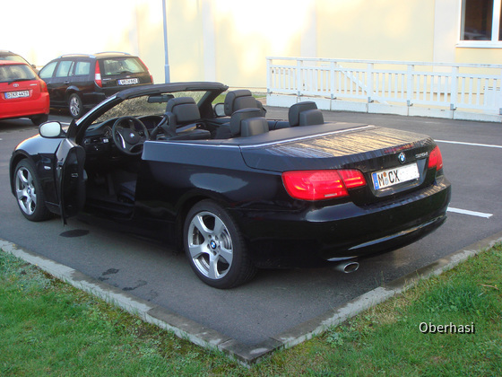 BMW 320D Aut Cabrio