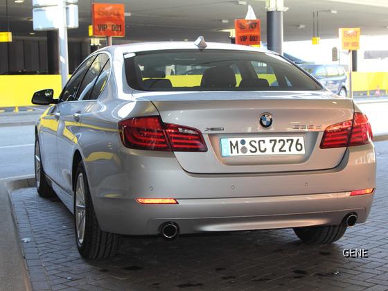 BMW 535d X-Drive