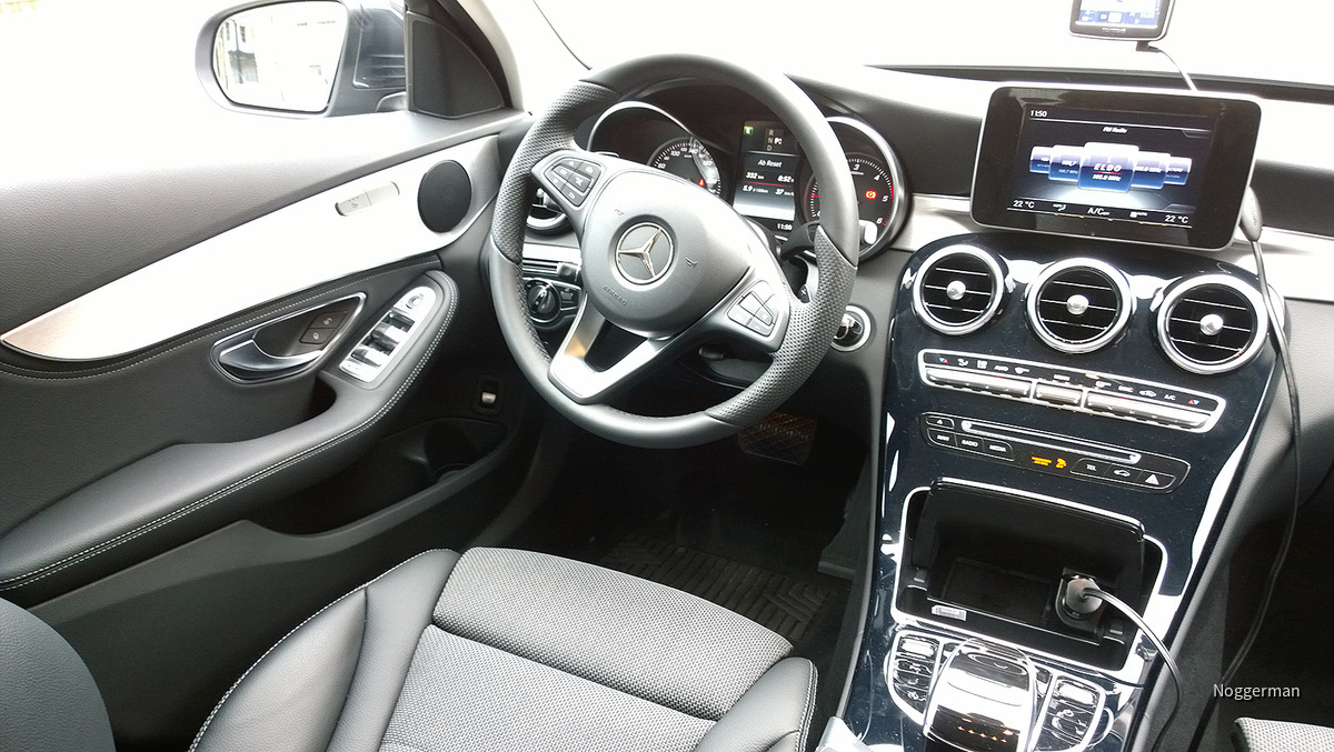 Mercedes-Benz C 220 d BlueTEC Avantgarde