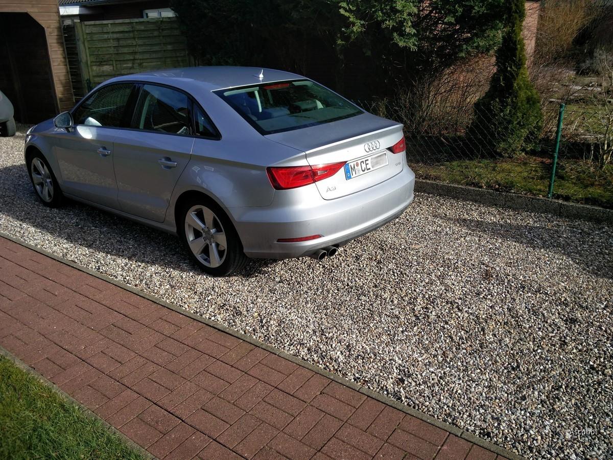 Audi A3 4T TFSI