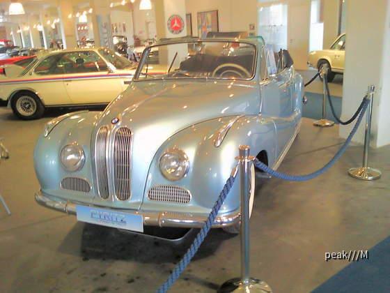 BMW 501, Stammtisch 20.4. Frankfurt