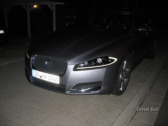Jaguar XF-S Hertz