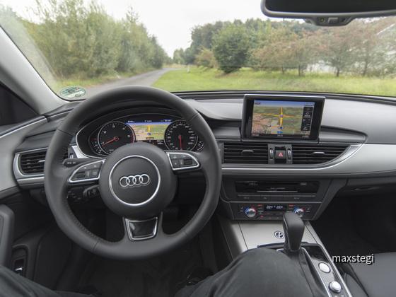 Audi A6 2.0 TDI (PWAR - Sixt)