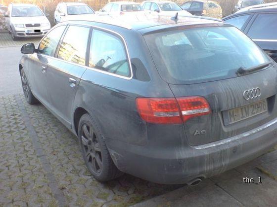 Audi A6 Avant 2,7 TDI quattro