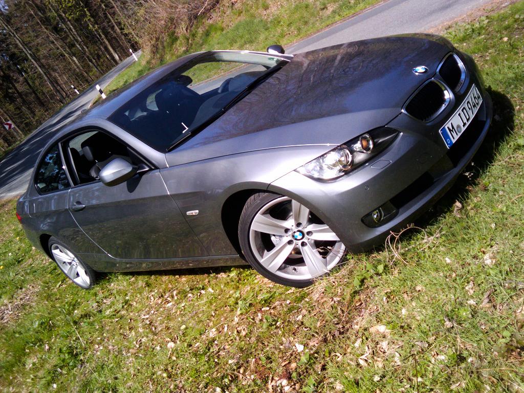 BMW 320i Coupé von SIXT