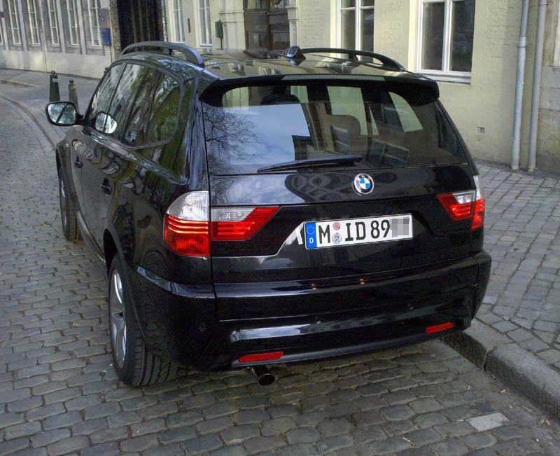 BMW X3 xDrive2.0dA